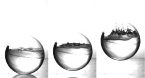 circle splash